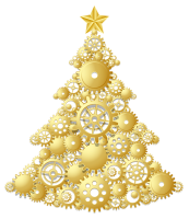 Christmas tree PNG