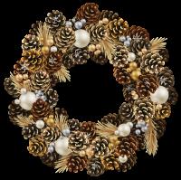 Christmas wreath PNG