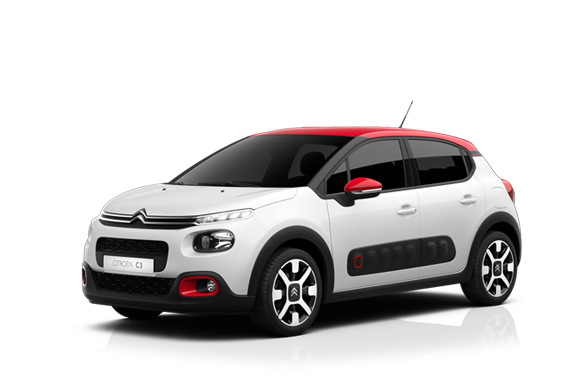 Citroen C3 new PNG