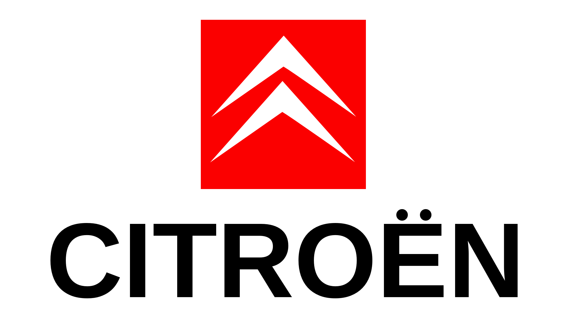 Citroen old logo PNG