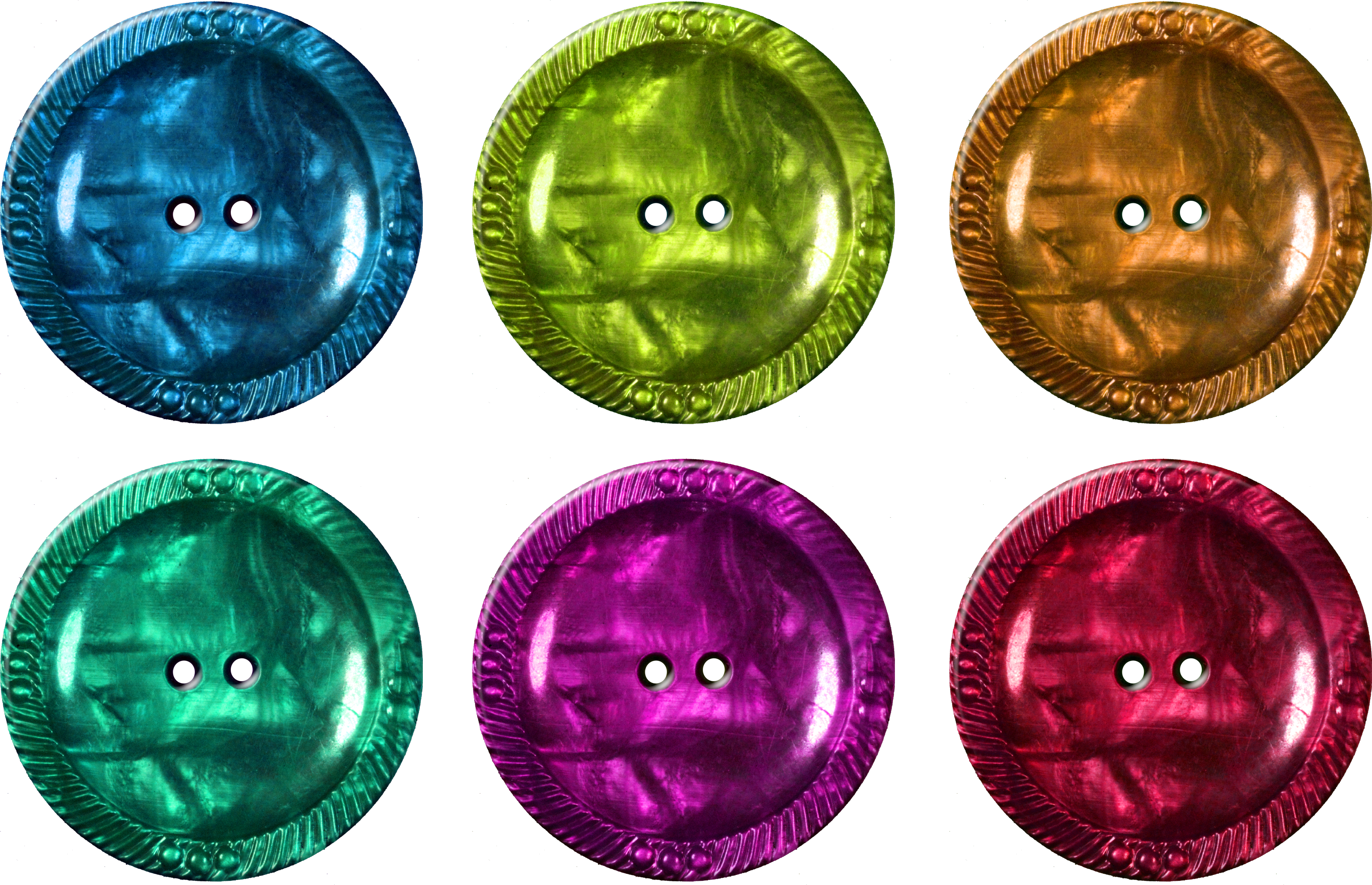 Clothes buttons PNG