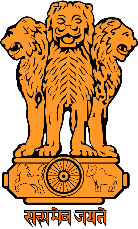 Coat of arms of India PNG