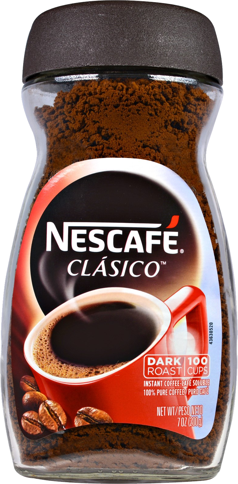 how to open a jar of nescafe