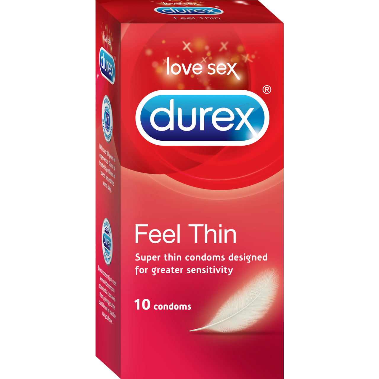 Condoms Durex PNG