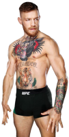 Conor McGregor PNG