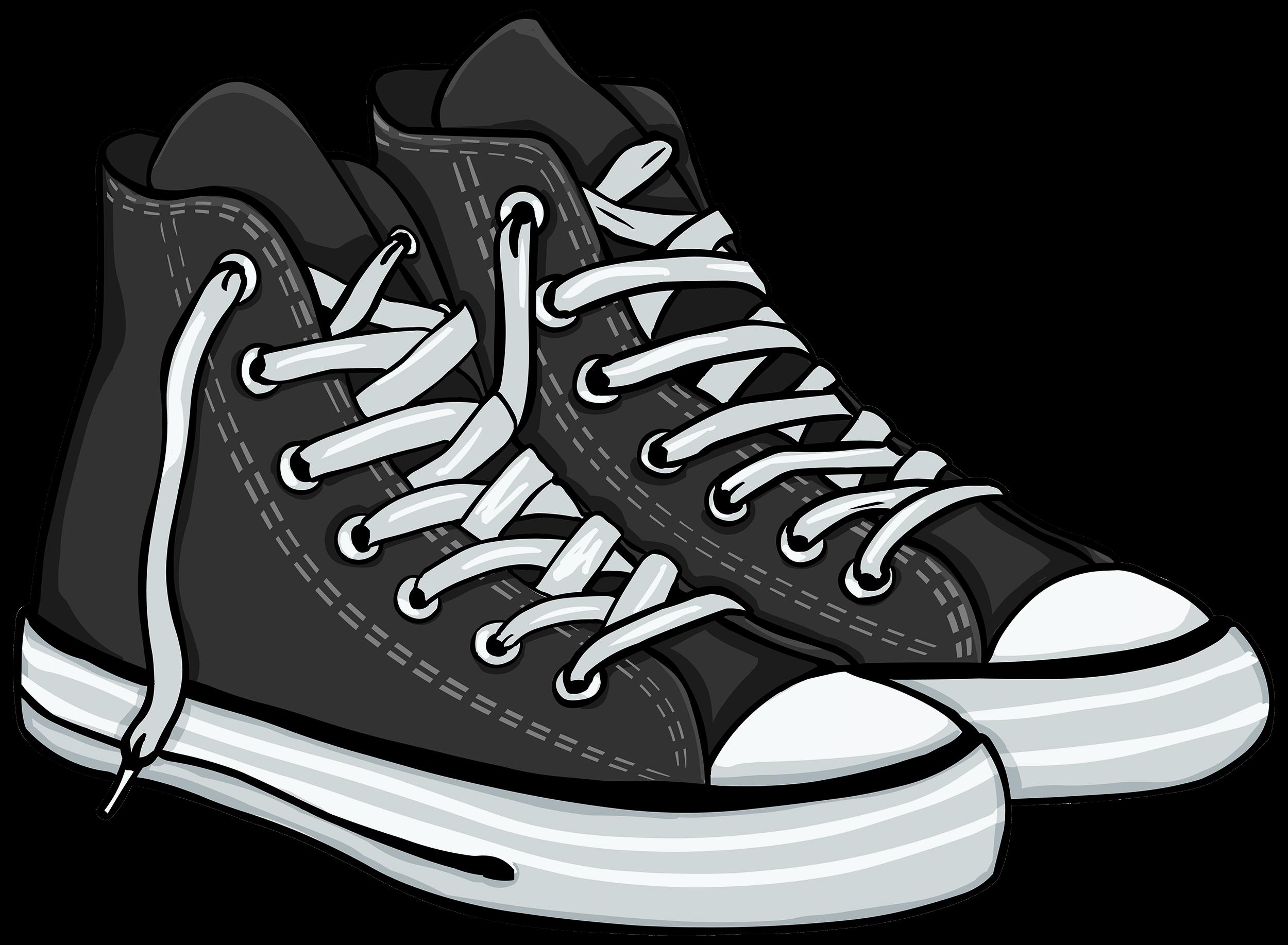 Converse shoes PNG