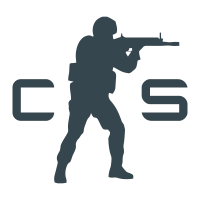 Counter Strike logo PNG