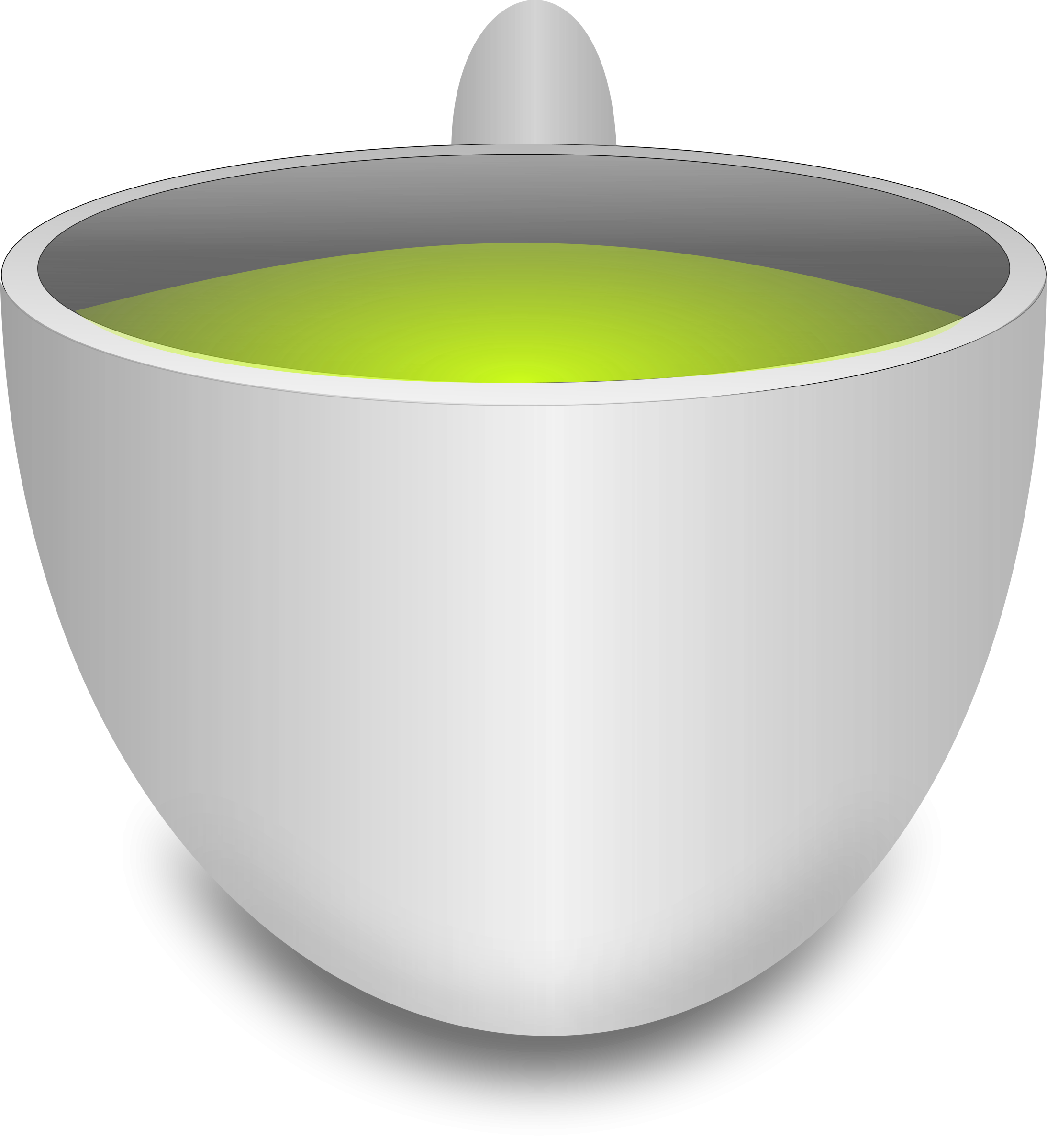 green tea cup PNG image