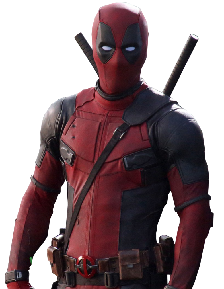 Deadpool PNG