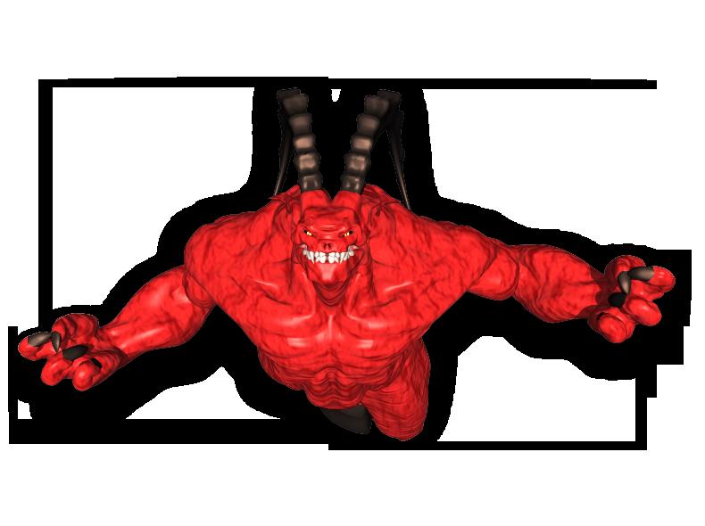 Demon PNG image free Download