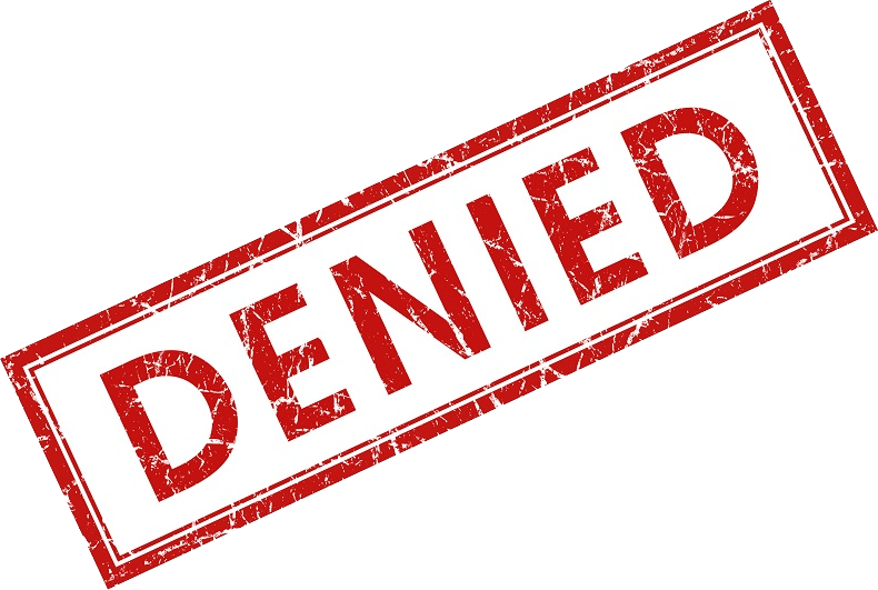 Denied PNG image free Download