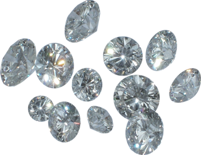 Diamonds PNG image