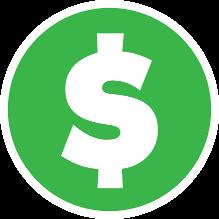 Dollar PNG image free Download