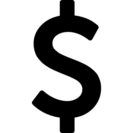 Dollar icon PNG