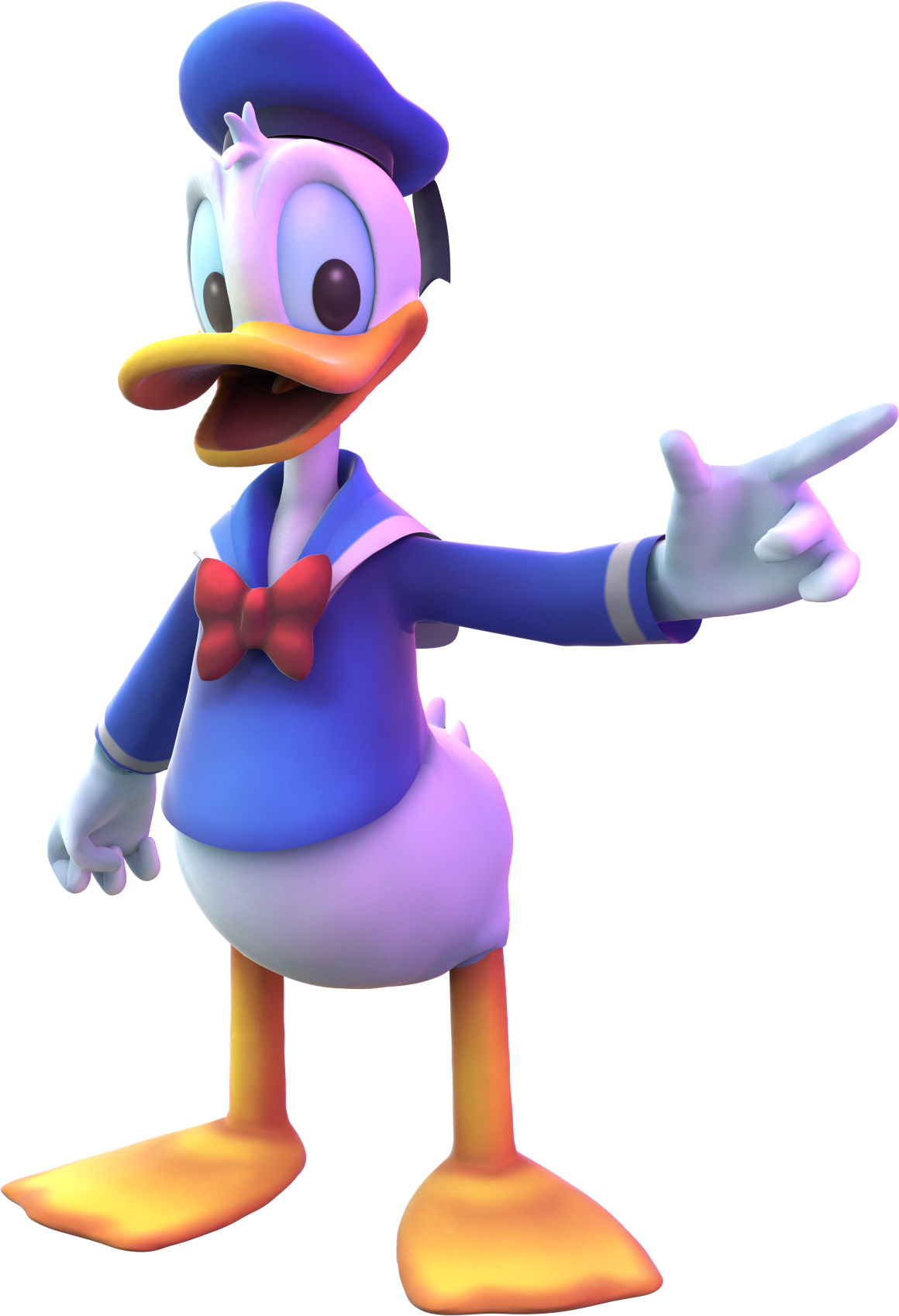 Donald duck png images free download for Donald model