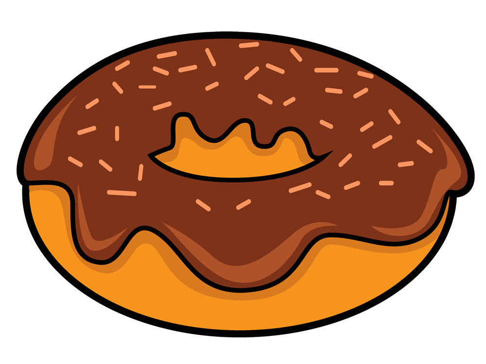 donut  doughnut png images free download donut clip art free donut clipart border