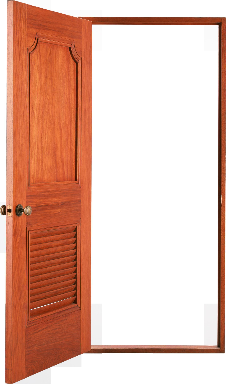 Doors Opening In Hotel Rooms Swinging In