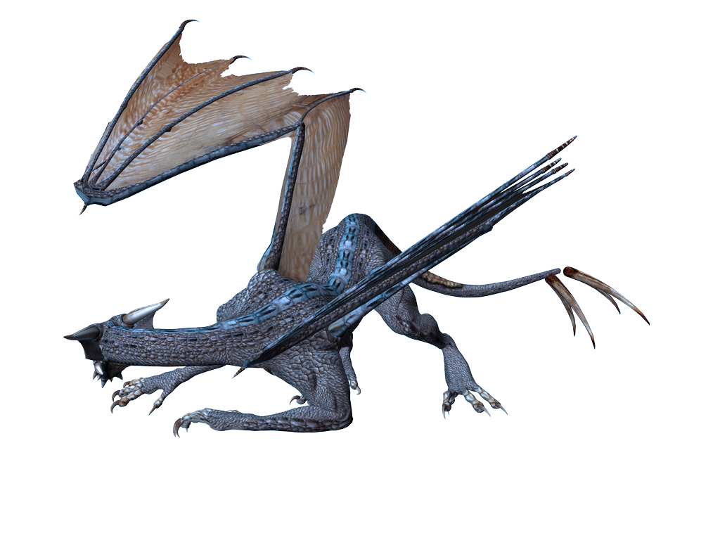 Dragon PNG images, free drago picture