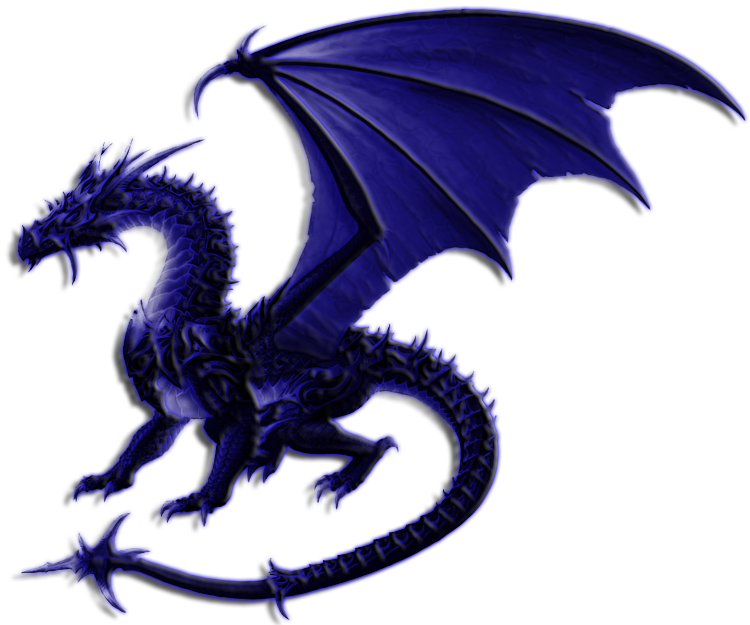Purple Dragon PNG images, free drago picture