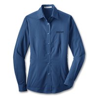 Blue dress shirt PNG image