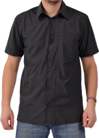 Black dress shirt PNG image