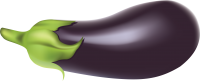Eggplant PNG images free download
