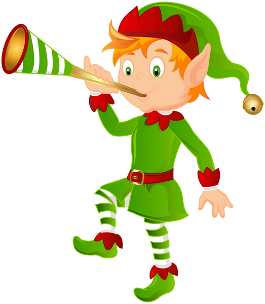 Christmas Elf PNG