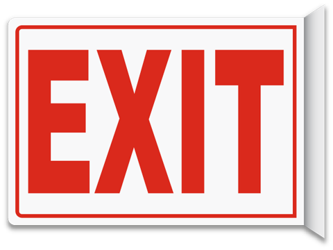 Exit PNG
