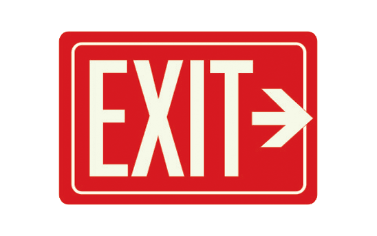 Exit PNG images Download