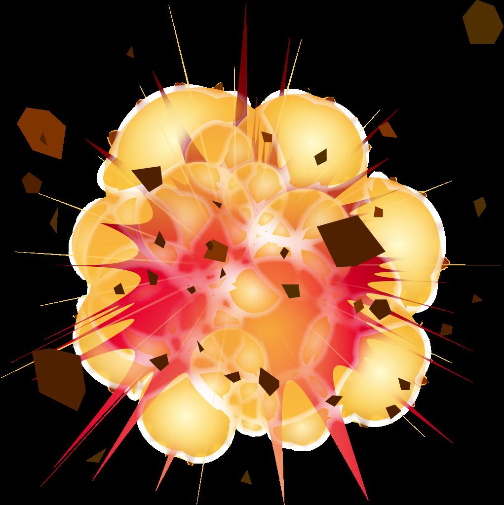explosion png Pineapple Grenade Vector Grenade Vector Art