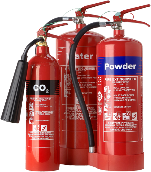 Fire extinguisher PNG