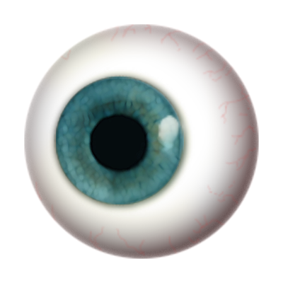Eye transparent PNG image