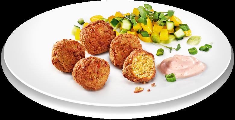 Falafel PNG images