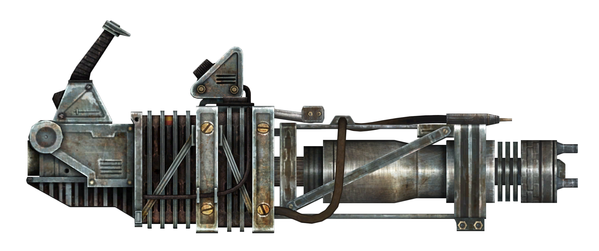 Fallout weapon PNG