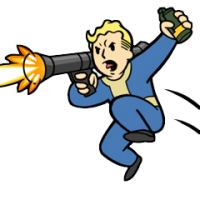 Fallout PNG