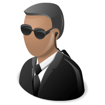 FBI agent icon PNG