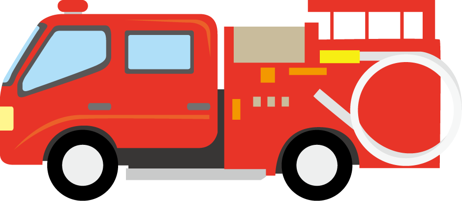 Fire engine PNG