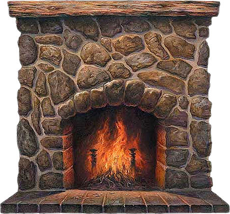 Home Water Filter >> Fireplace PNG