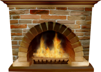 Fireplace PNG