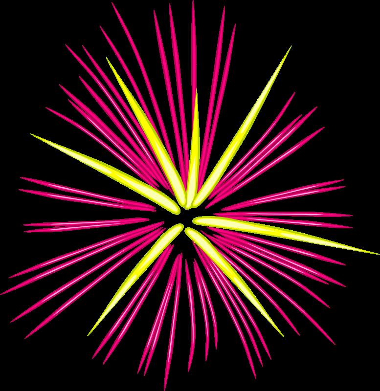 Fireworks PNG images