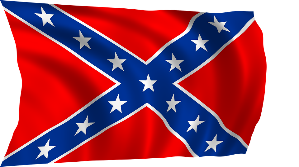 Flag Confederate PNG