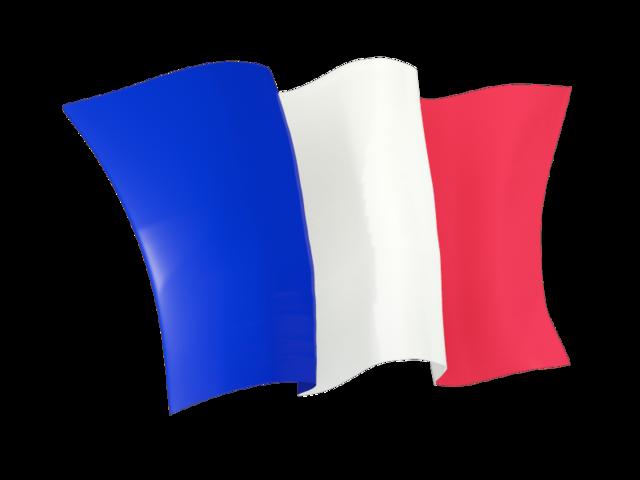 France flag PNG