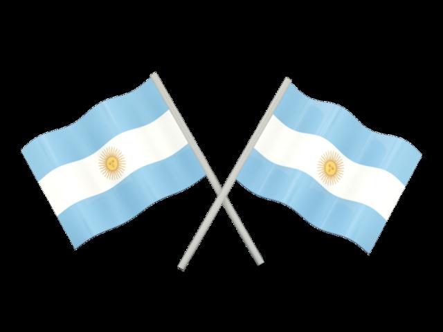 Argentina flag PNG