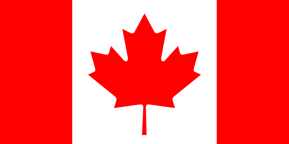 Canada flag PNG