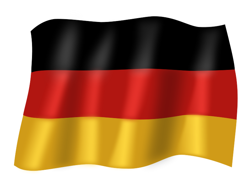 Germany flag PNG