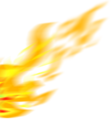 Flame fire PNG