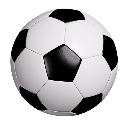 Football ball PNG image