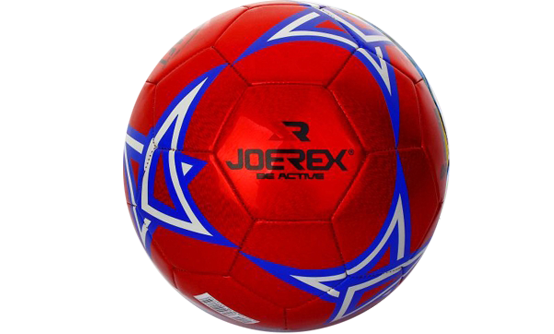 Red football ball PNG image