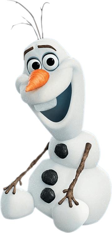 Frozen Olaf PNG
