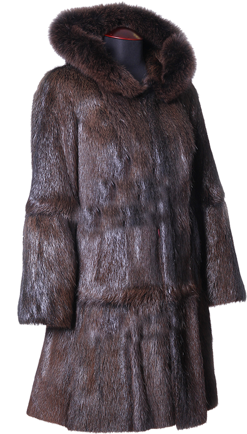 Fur coat PNG